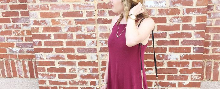 Ways to Wear It: High-Neck Trapeze Dress
