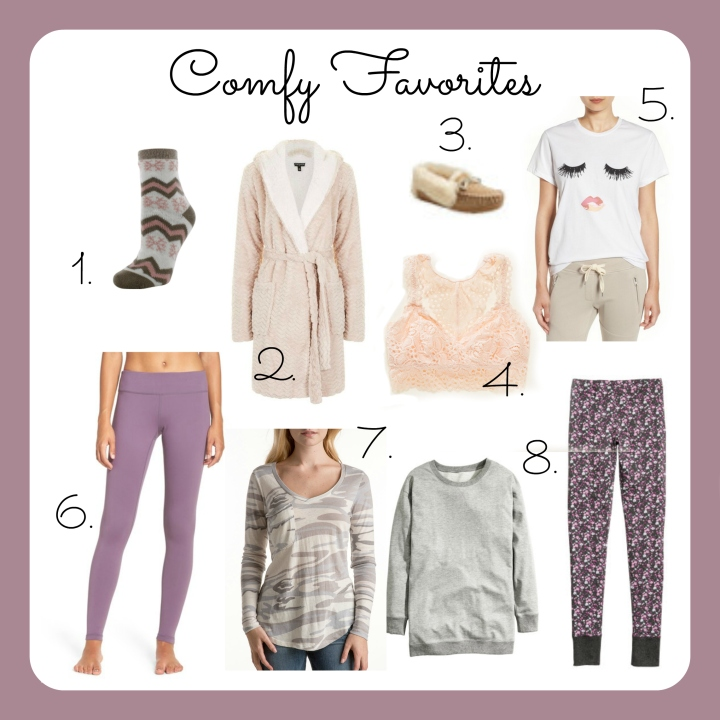 comfy-favorites